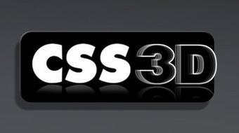 CSS 3D course image