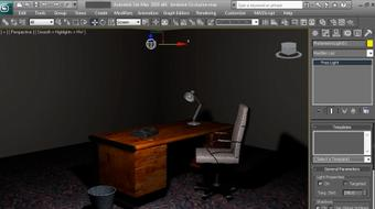 3ds Max 2010 New Features course image