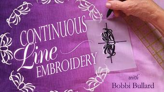 Continuous-Line Embroidery course image