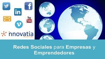 Redes Sociales para Empresas y Emprendedores course image