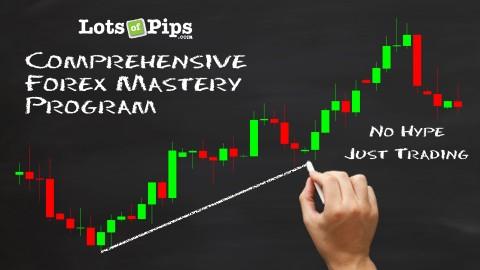 Comprehensive Forex Mastery Program course image