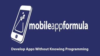 Mobile App Formula: Develop Apps Without Knowing Programming course image