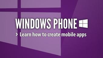 Windows Phone - Programming for Beginners course image