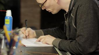 Creative Inspirations: Stefan G. Bucher, Designer, Illustrator, and Writer course image