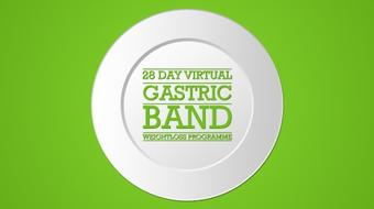 28 Day Virtual Gastric Band Weight loss/weightloss Programme course image
