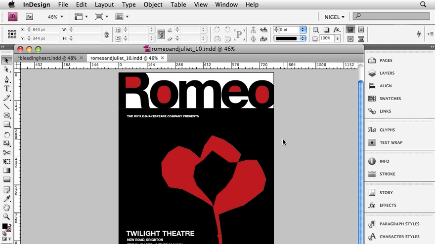 Designing a Poster course image
