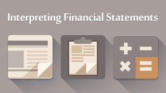Interpreting Financial Statements course image