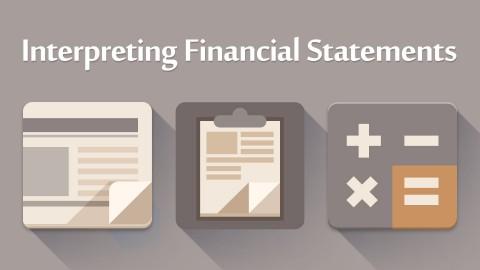 Interpreting Financial Statements course image