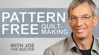 Pattern-Free Quiltmaking course image