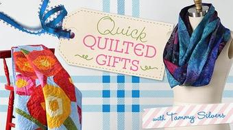 Quick Quilted Gifts course image