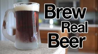 Brew Real Beer course image