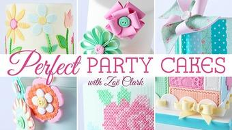 Perfect Party Cakes course image