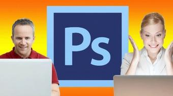 Learn Photoshop Quickly (For Bloggers & Web Images) course image