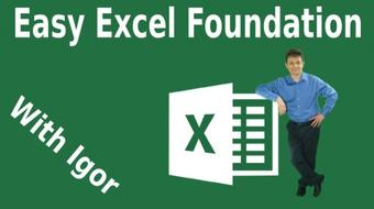 Learn Excel Fast course image