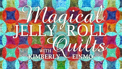 Magical Jelly Roll Quilts course image
