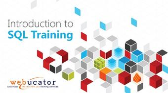 Introduction to SQL Training course image