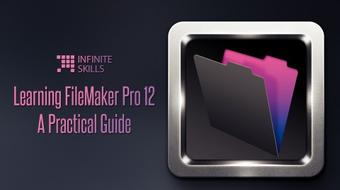 Beginners FileMaker Pro 12 Training - A Practical Guide course image