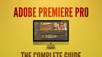 Adobe Premiere Pro CS6: The Complete Video Editing Course course image