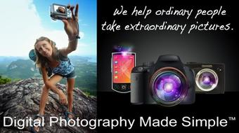 We Help Ordinary People Take Extraordinary Pictures course image