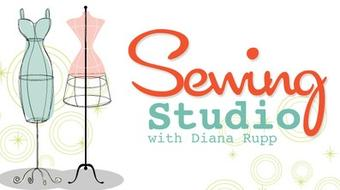 Sewing Studio: Fashion Fitting, Home Decor & More course image