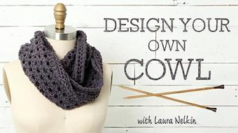 Design Your Own Cowl course image