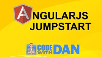 AngularJS JumpStart with Dan Wahlin course image