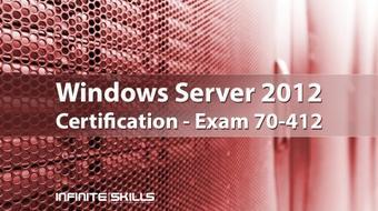 Microsoft Windows Server 2012 Certification - Exam 70-412 course image