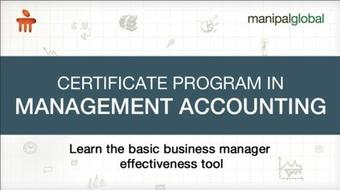 Certificate Program In Management Accounting course image