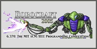 Robocraft Programming Competition course image