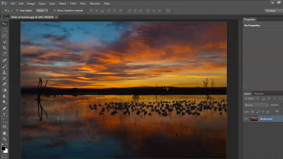 Photoshop CS6 Image Cleanup Workshop course image