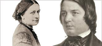 Great Masters: Robert and Clara Schumann-Their Lives and Music - DVD, digital video course course image