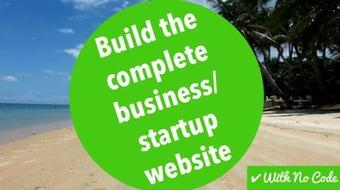 Business Website for Beginners and Solopreneurs course image
