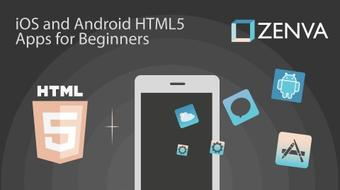 iOS and Android HTML5 Apps for Beginners course image