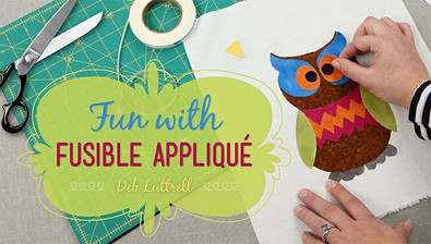 Fun With Fusible Appliqué course image