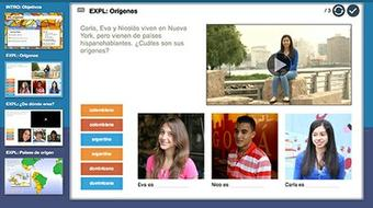 High School Spanish I, Grades 9-12 course image