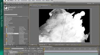 After Effects Apprentice 05: Creating Transparency course image