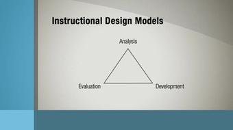Instructional Design Essentials: Models of ID course image