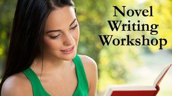 Novel Writing Workshop course image