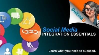 Social Media Integration Essentials course image