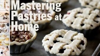 Perfecting Simple Pastries at Home course image