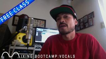Mixing a Hip Hop Vocal course image