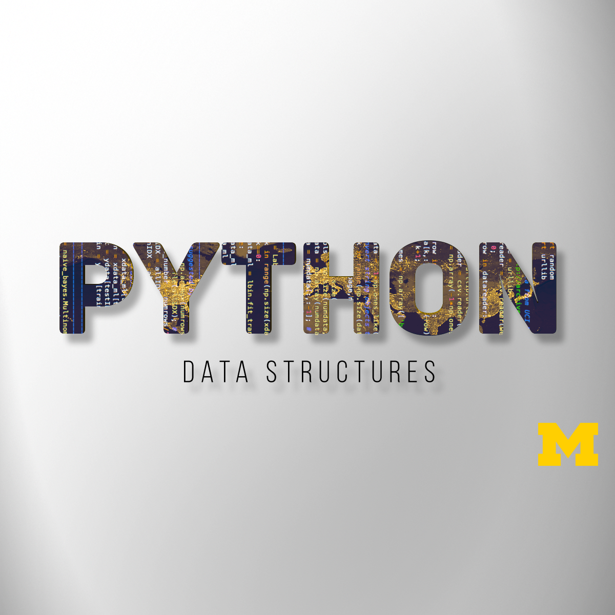 Python Data Structures course image
