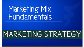 Marketing Mix Fundamentals course image