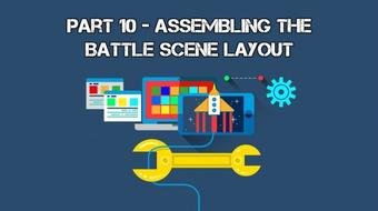 Develop Trading Card Game Battle System With Unity 3D: Part X (Assembling the Battle Scene Layout) course image
