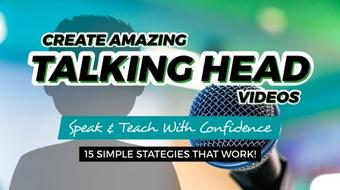 How To Create Amazing Talking Head Videos course image