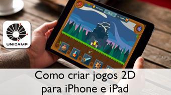 Como criar jogos 2D para iPhone e iPad course image