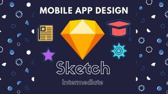 Intermediate Sketch: Let's design a Social Media app for iOS course image
