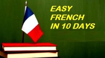 Easy French in 10 days  # day 2 course image