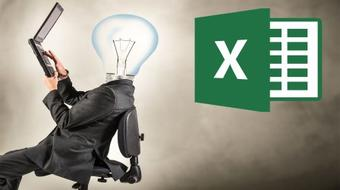Learn Microsoft Excel 2016 in 1 Hour course image