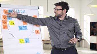 Gestión de proyectos con metodologías Ágiles y enfoques Lean. course image